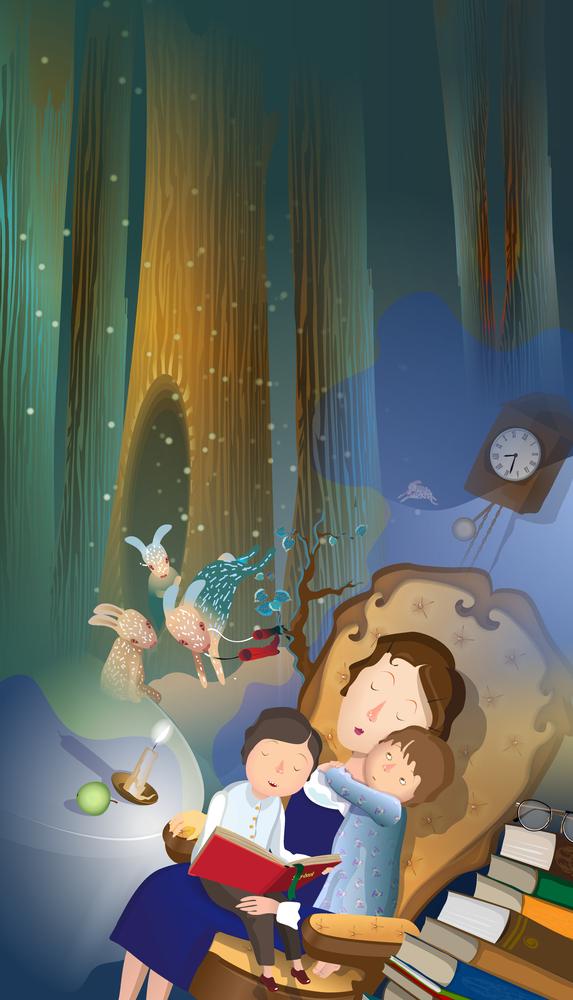 Fredagsinspiration dina b sta barnbokstips ett - Garabatos mobiliario juvenil e infantil ...