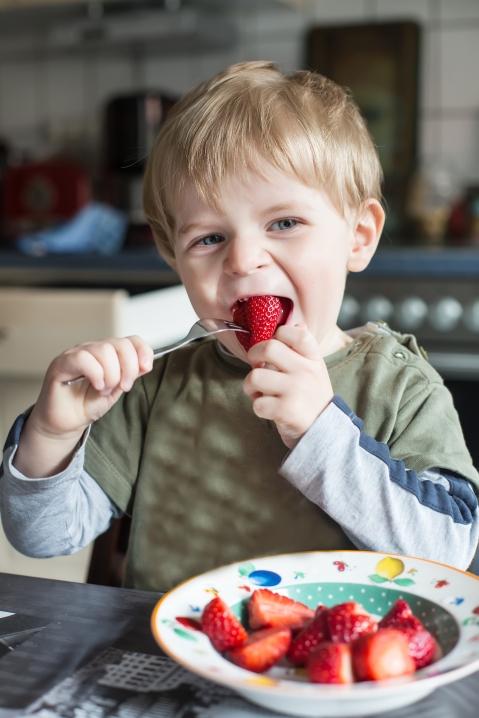 Frukt är både gott och kan vara läskande!