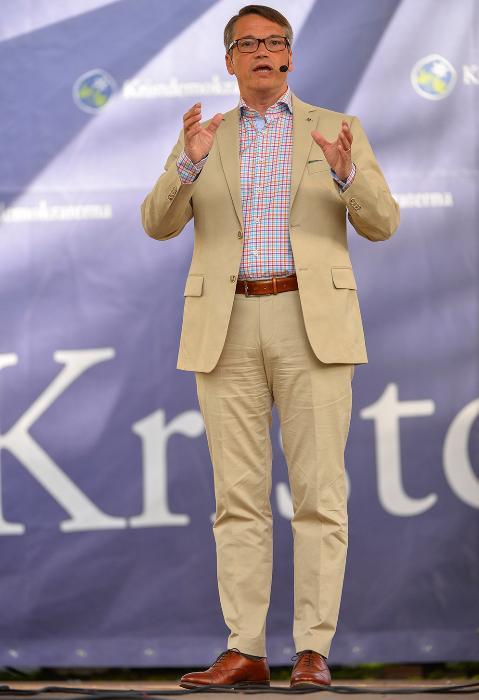 Göran Hägglund (KD), socialminister. Foto: Svd.se