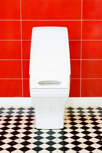Hiv smittar inte genom att du använder samma toalett.