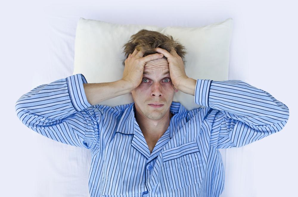 stress och sömn
