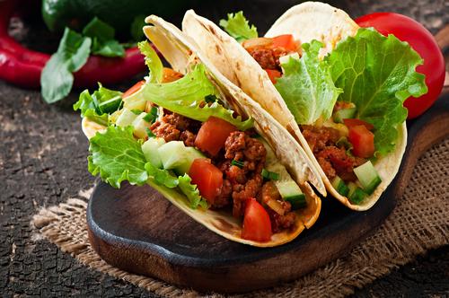 shutterstock_234267004 tacos mat och hitta fler matrecept mat och vitaminer recept veckans recept tortillas