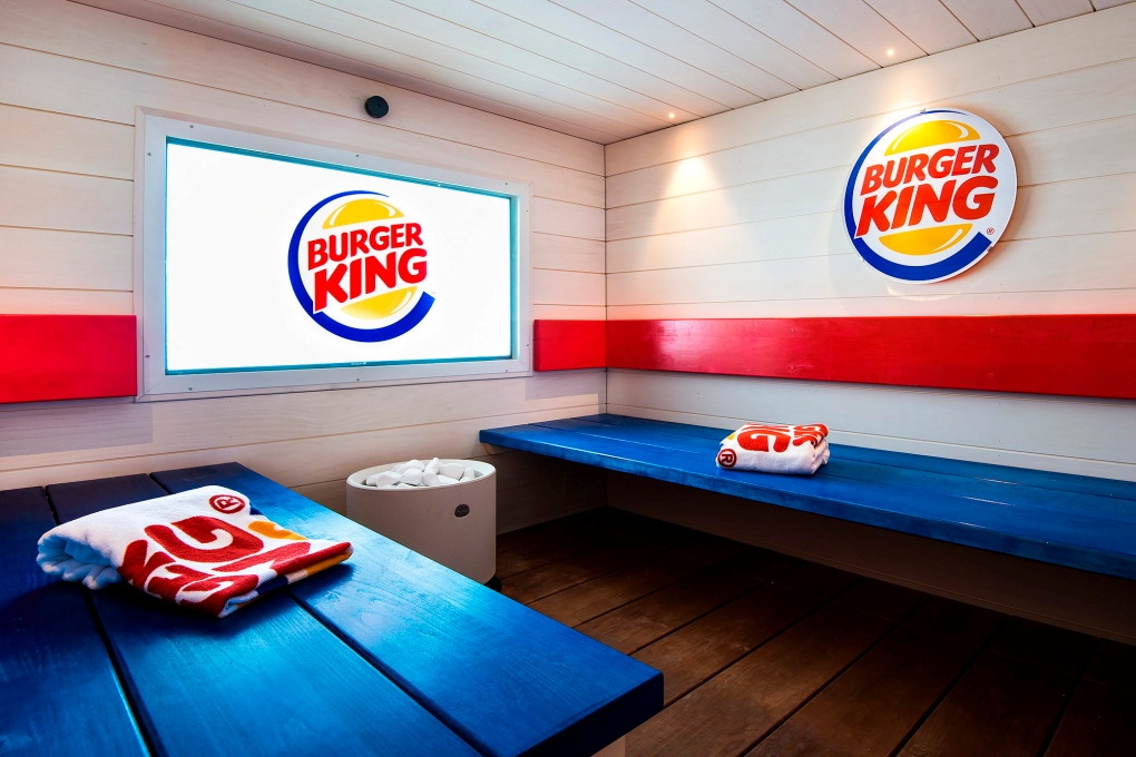 burger-king-sauna Foto_Burger King