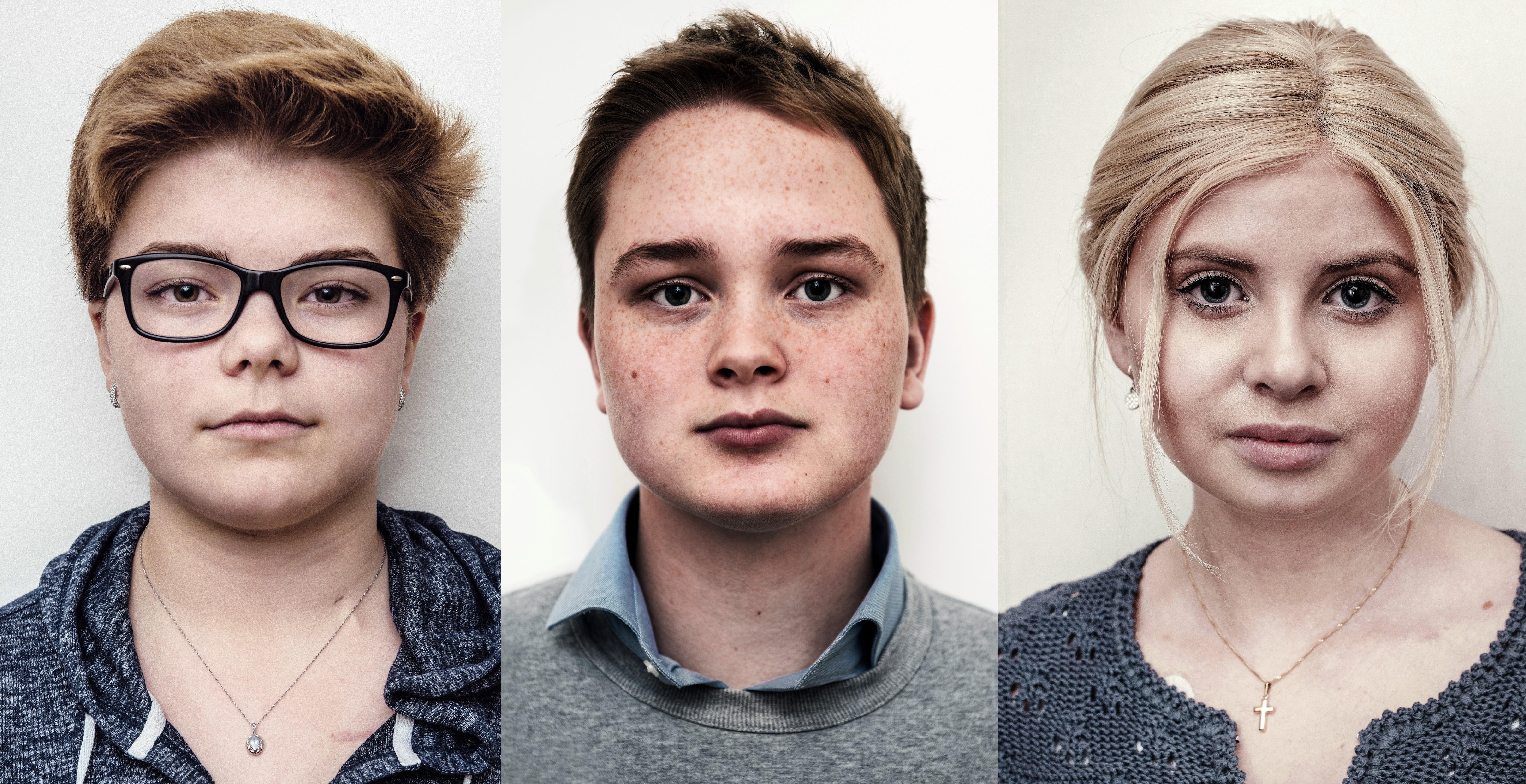 bild av tonåringar