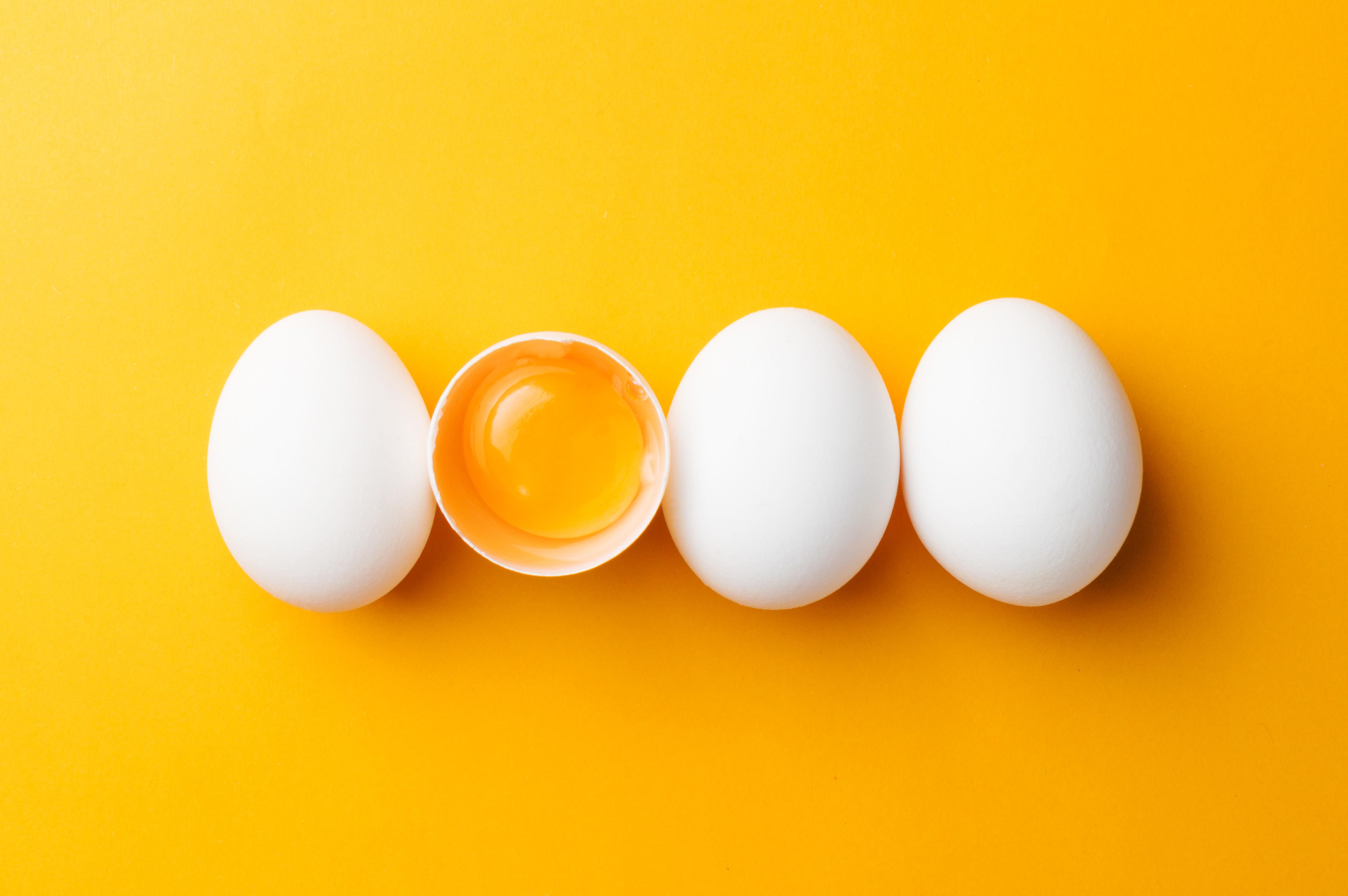 ska ägg flyta eller sjunka
