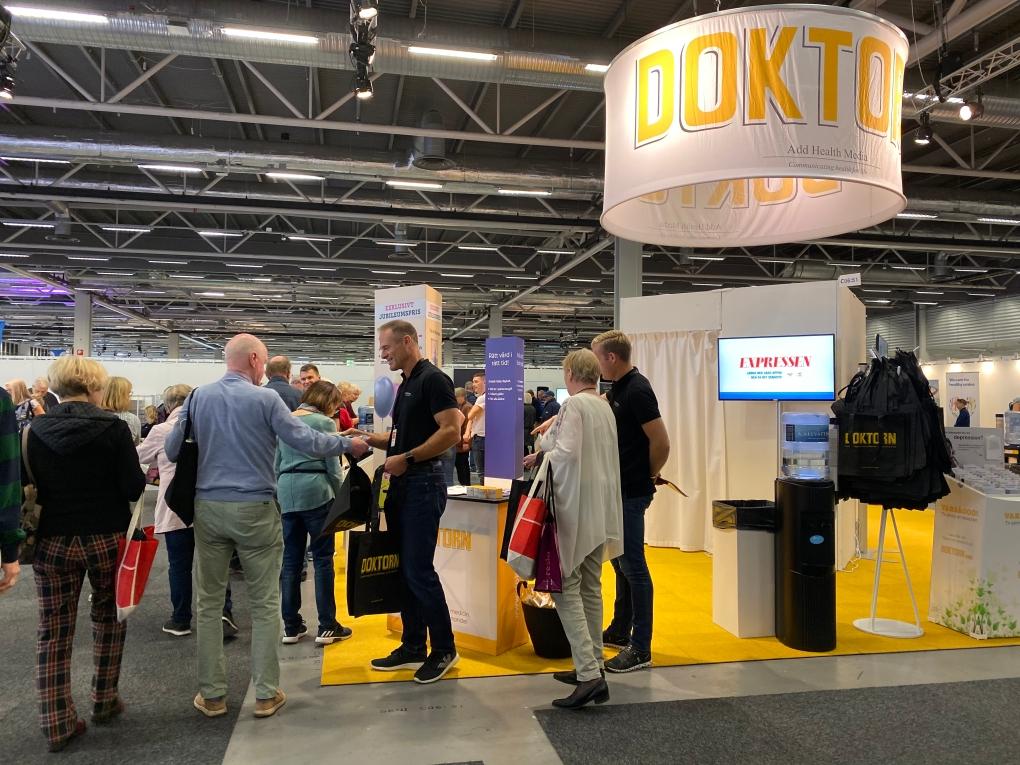 Seniormässan 2019 Stockholmsmässan - Tack alla härliga besökare!
