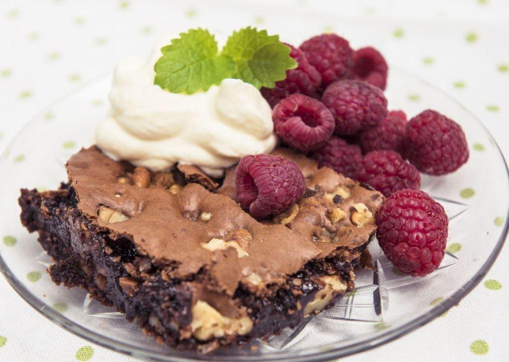 brownie veckans recept Belly Balance Sofia Antonsson mat för IBS-magar